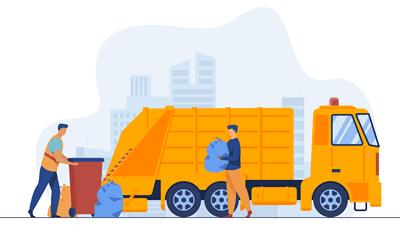 Harmonogram odbioru odpadów w 2021 r.