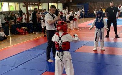 Turniej karate w Tomaszowie Lubelskim