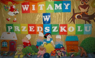 Przedszkole w Ruszowie oficjalnie otwarte